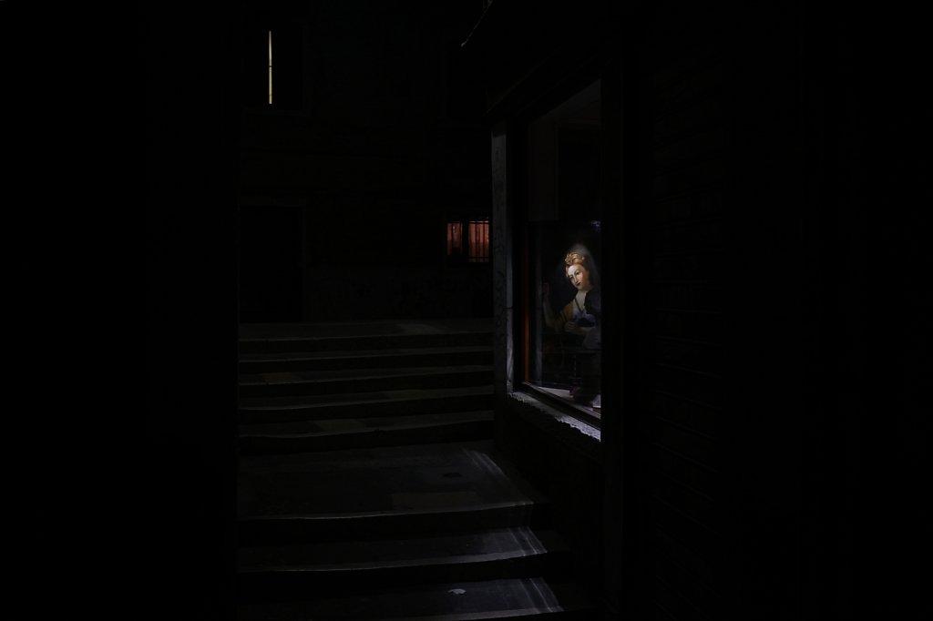 Series: Not dark yet